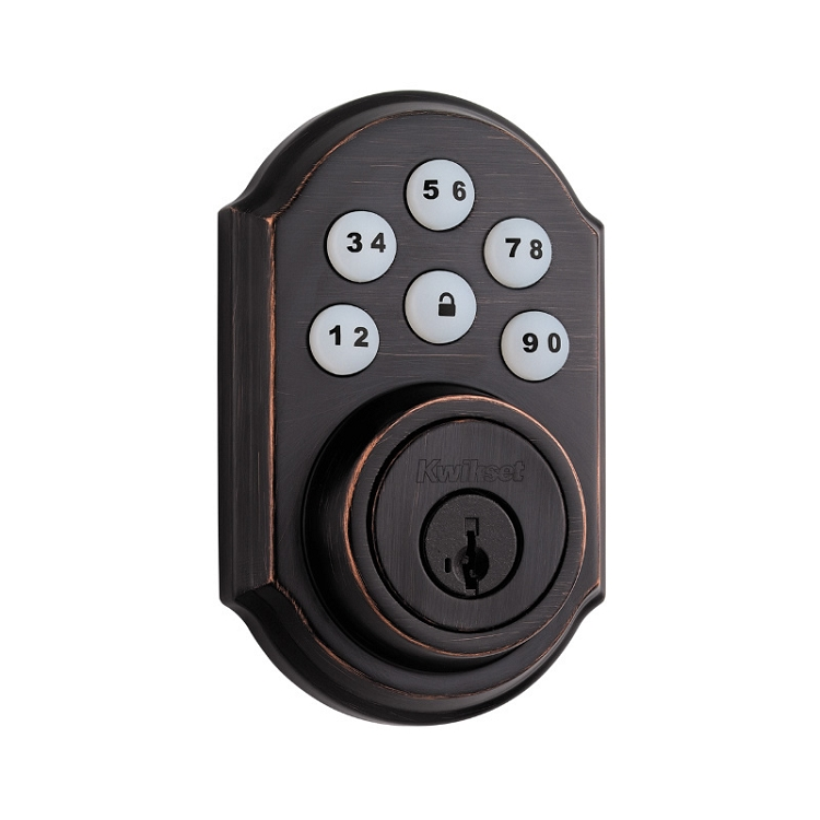 Kwikset Door Hardware Smartcode Electronic Deadbolts